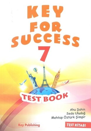 Key Publishing 7. Sınıf Key For Success Test Book