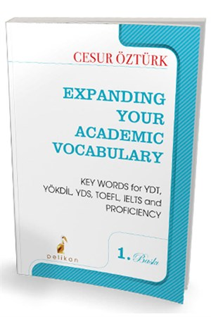 Pelikan Yayınevi Expanding Your Academic Vocabulary